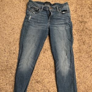 Size 6 Lucky Brand Jeans